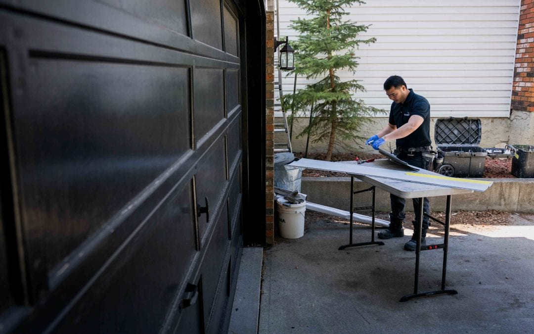 Exterior Restorations: Repairing Minor Damage to Your Home
