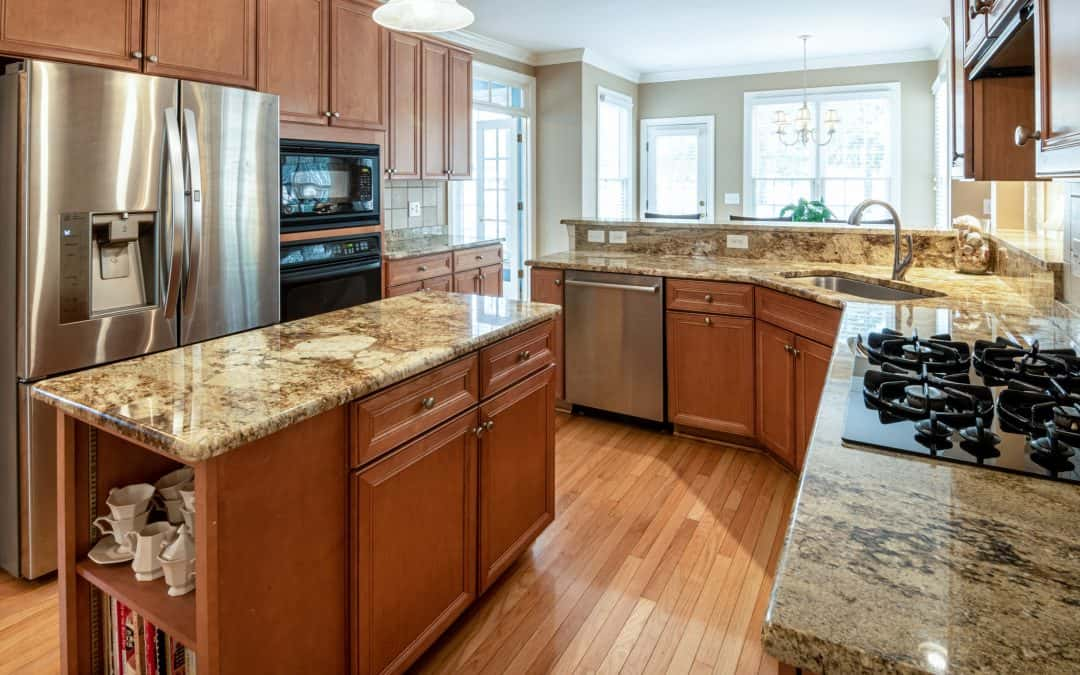 Don't Paint Just Yet: Fixing Your Wooden Kitchen Cupboards